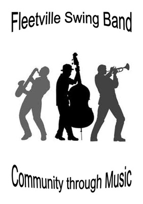 Fleetville Swing Band Logo